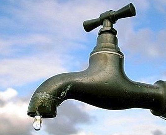 mancanza acqua