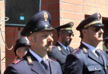 Questura di Catanzaro anniversario della fondazione Polizia