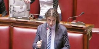Paolo Parentela deputato M5S