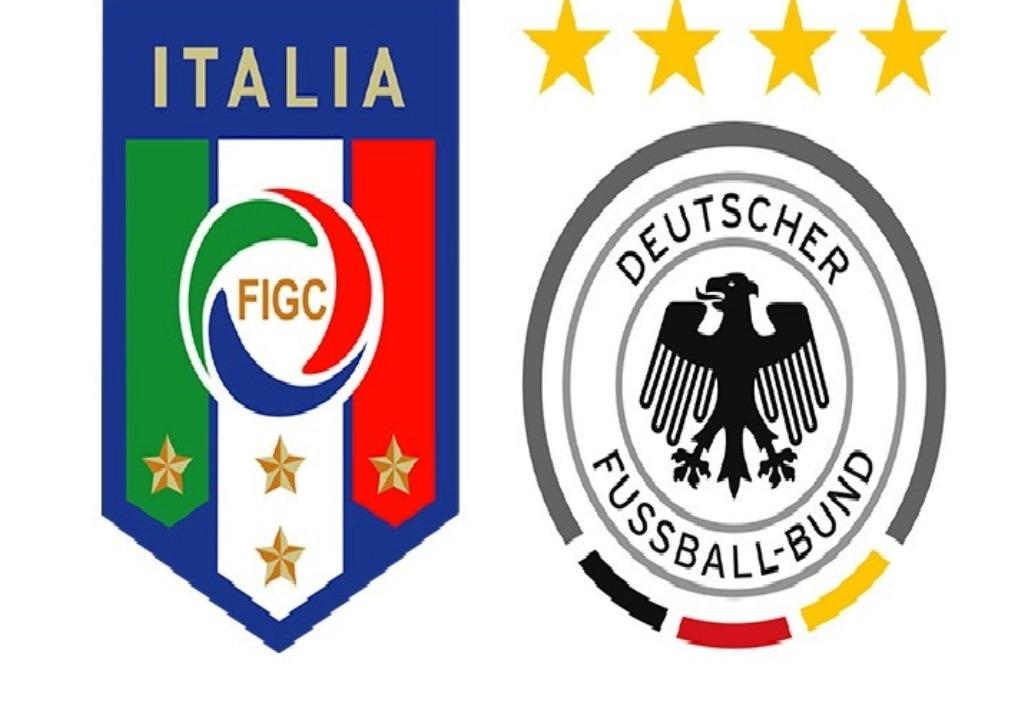 Italia - Germania  maxischermo in Villa Margherita f3dabc064a330