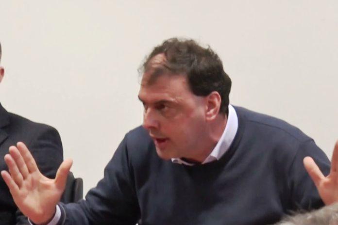 Consigliere regionale Delegato dal Presidente per l'agricoltura Mauro d'Acri