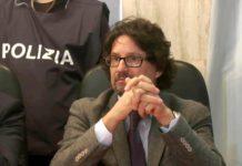 Procuratore Capo Reggio Calabria Dott. Giovanni Bombardieri