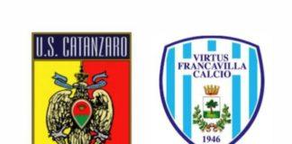 Catanzaro virtus Francavilla