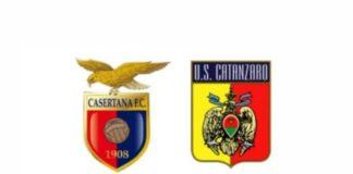 Casertana Catanzaro