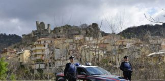 Carabinieri Lamezia terme