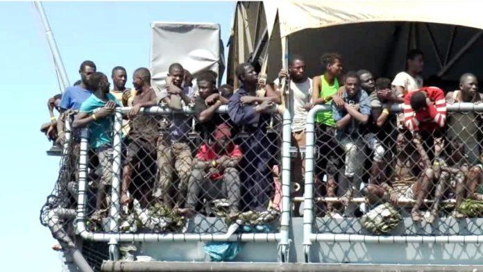 immigrazione, migranti (foto di repertorio)