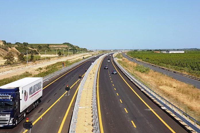 Traffico e Viabilità, A2, Autostrada del Mediterraneo, Anas