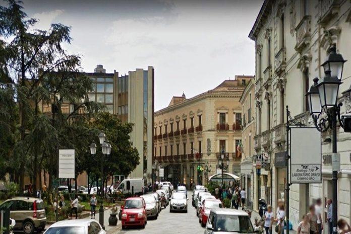 Catanzaro Centro Storico Corso Mazzini