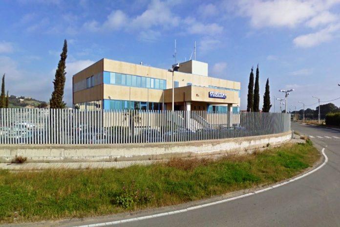 Commissariato di Polizia Catanzaro, quartiere Lido