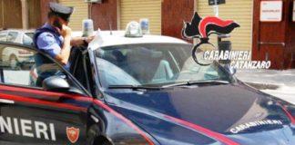 Carabinieri Catanzaro, foto di repertorio