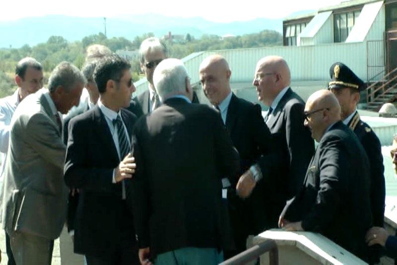 Minniti ha concluso i tre giorni del cantiere calabria for Interno unical