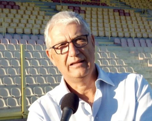 Catanzaro Calcio, il presidente Noto