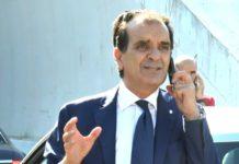 Enzo Bruno, ex presidente della provincia di Catanzaro