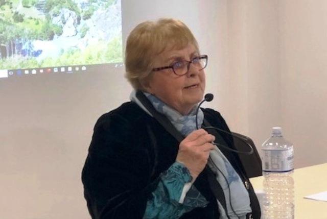 Bianca Piovano _ Presidente Nazionale ONAS