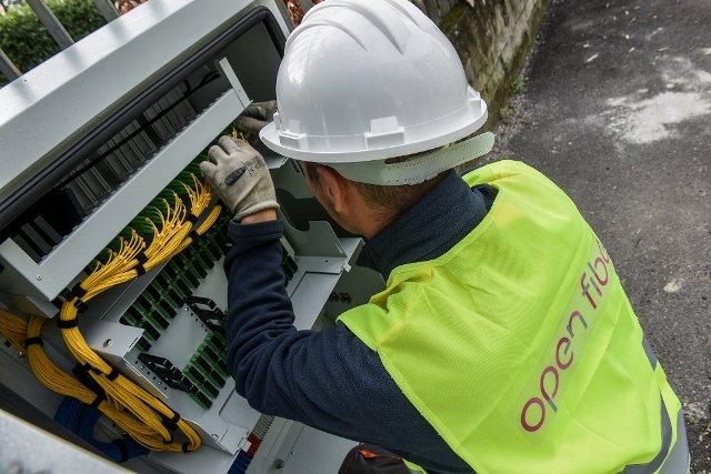 Vodafone e Open Fiber per banda ultra-larga in 271 città