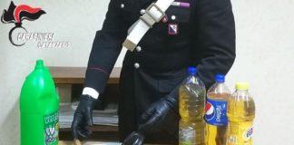 Montepaone (CZ). Rubava carburante dallo scuolabus del Comune: arrestato dai Carabinieri
