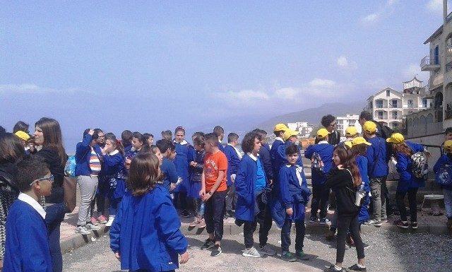 Cosenza: osservatori speciali al ripascimento della spiaggia di Fuscaldo
