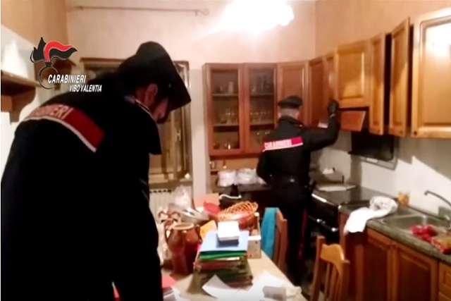 Operazione antidroga tra Vibo e Milano, 6 arresti