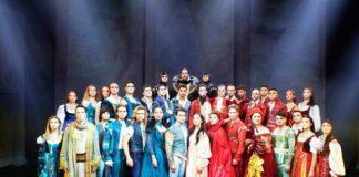 Calabria, Cosenza, Romeo e Giulietta - cast