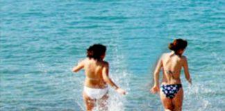 Calabria, mare, balneazione