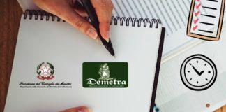 Associazione Culturale Demetra, premiazione del concorso di idee imprenditoriali ''La mia idea per la Sila''