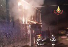 incendio ha distrutto il Tonnina's
