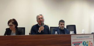 La Calabria di domani: nella foto da sinistra Rizzo Pensabene Varone