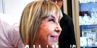 Wilma Goich si racconta ai microfoni di Luigi Mussari
