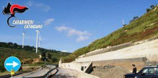 Catanzaro, controllo cantieri edili