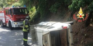 incidente stradale Lamezia Terme