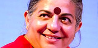 Vandana Shiva Pecco