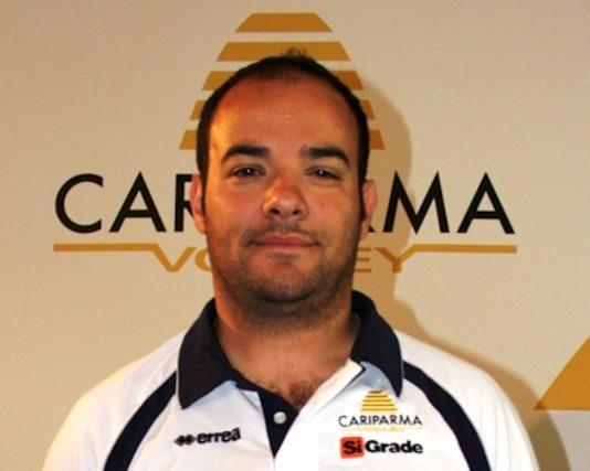 Volley Soverato Bruno Napolitano allenatore