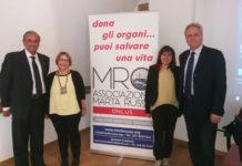 Catanzaro Marta Russo onlus, donazione organi, convegno