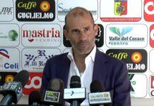 Pancaro tecnico Catanzaro Calcio