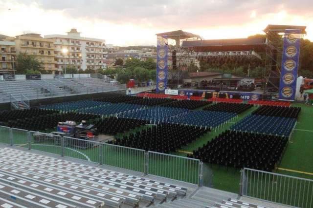 summer arena Soverato