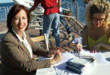 Bianca Laura Granato M5s raccolta firme