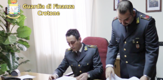 Guardia di Finanza Crotone
