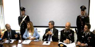 Usura a Cosenza, maxi blitz dei carabinieri
