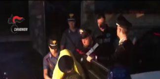autobomba a Limbadi: 6 fermi