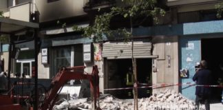 bar esplosi a Cosenza