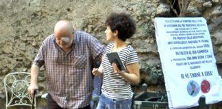 Gino Spolitu sciopero della fame