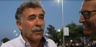 Luigi Mussari incontra Massimo Palanca