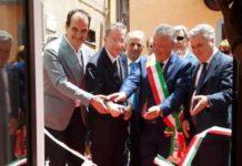 Inaugurato il Museo della Pietra a Gimigliano
