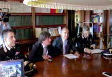 Operazione Trigarium 11 arresti a Roccabernarda la conferenza stampa