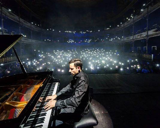 Peter Bence live n4 -foto Simone Di Luca