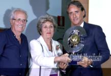 Premio Ceravolo a Roberto Mancini