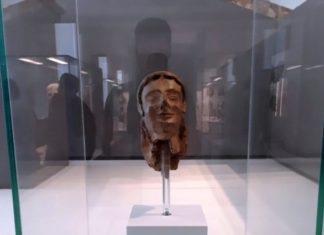 testa della sfinge