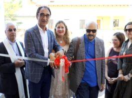 Unione ciechi a Piterà inaugurata sede polivalente