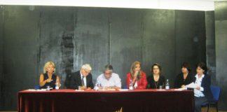 Carcere di Catanzaro: il tavolo dei relatori
