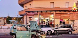 ISCA SULLO IONIO (CZ) incidente